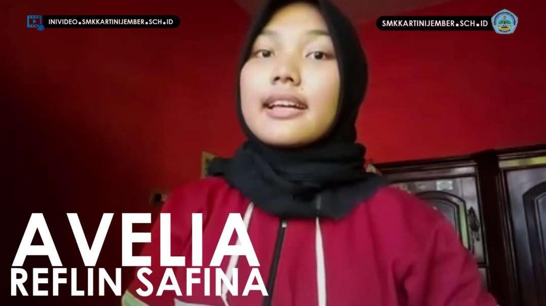 Avelia Reflin Safina - Mars SMK Kartini Jember
